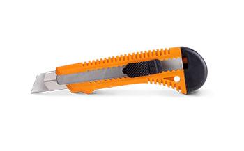 Нож прорезной 0203 LT