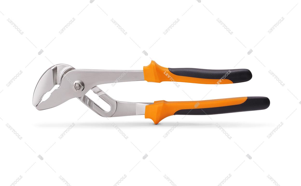 Клещи переставные для сантехнических работ (усиленные)
