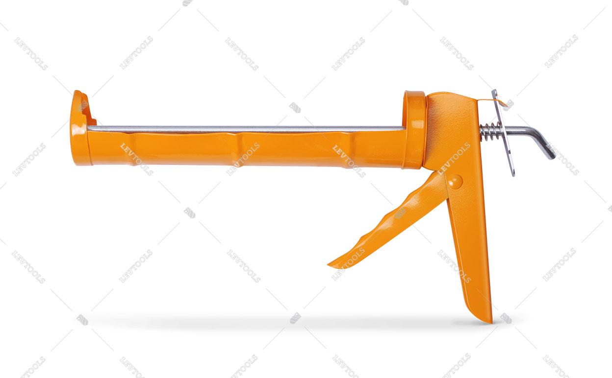 Пистолет полукорпусной для герметика