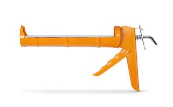 Пистолет полукорпусной для герметика LT