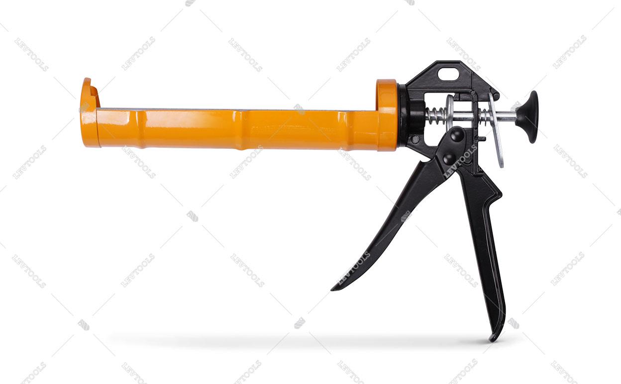 Пистолет полукорпусной для герметика с усиленной рукояткой