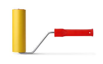 Bалик прижимной в комплекте с ручкой LT