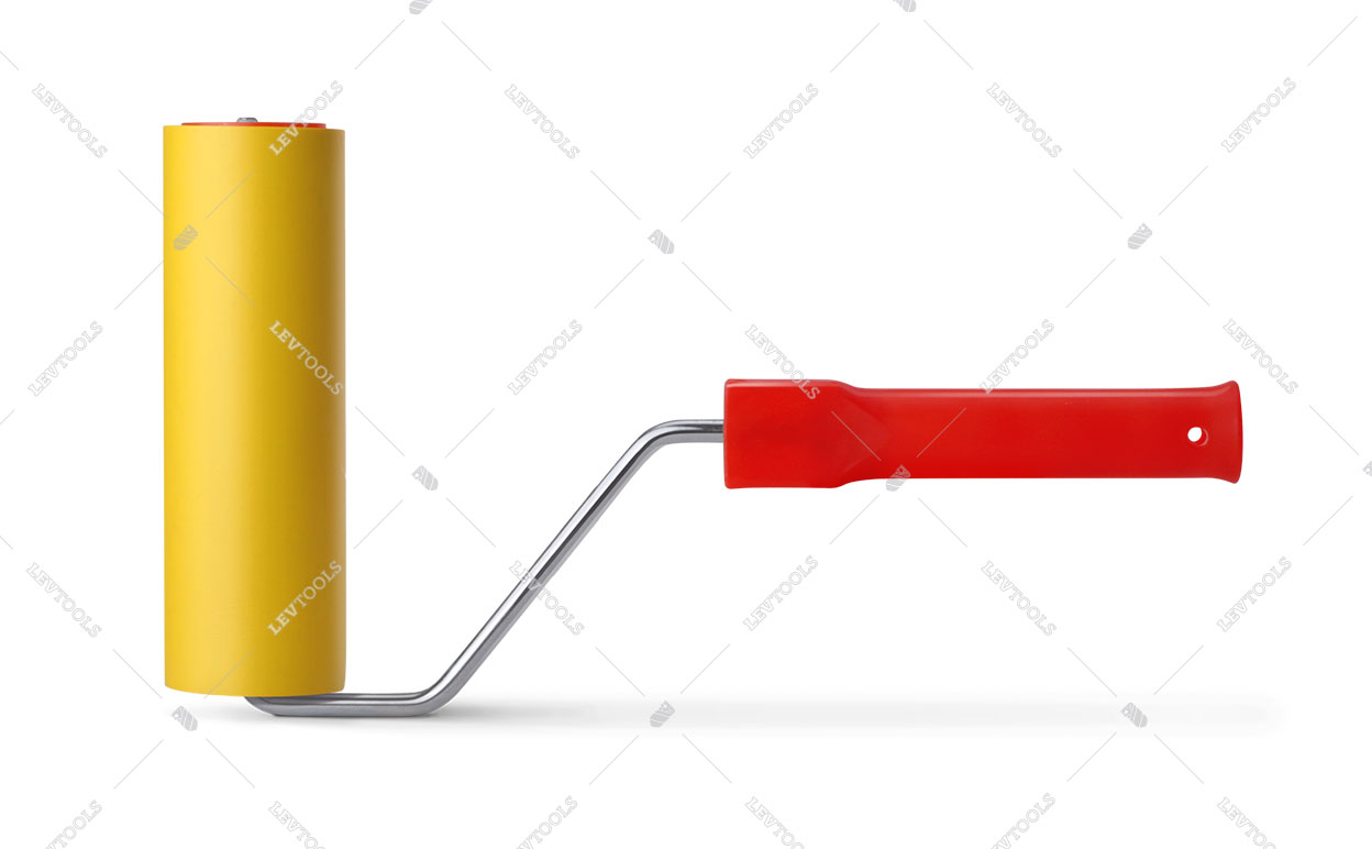 Bалик прижимной в комплекте с ручкой