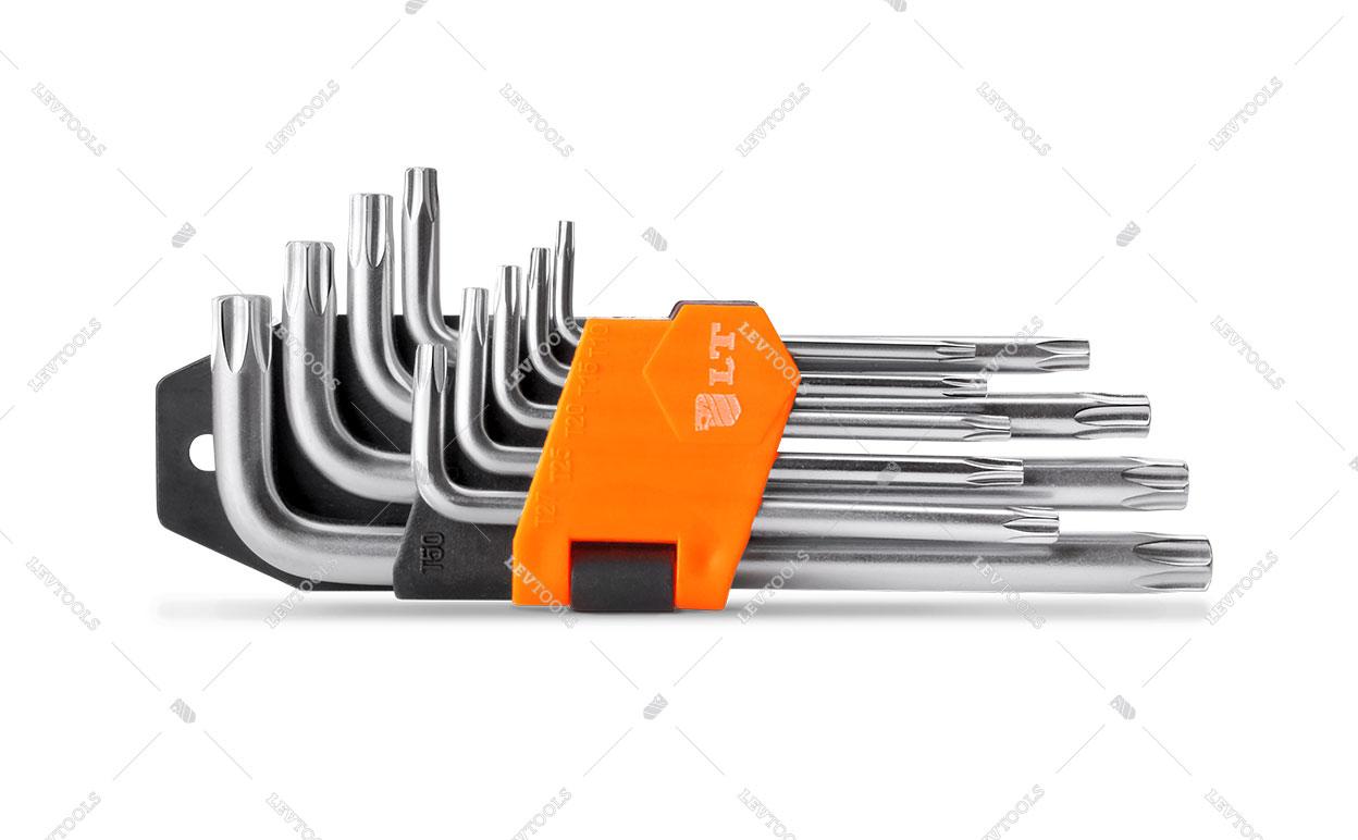 Набор Г-образных ключей TORX